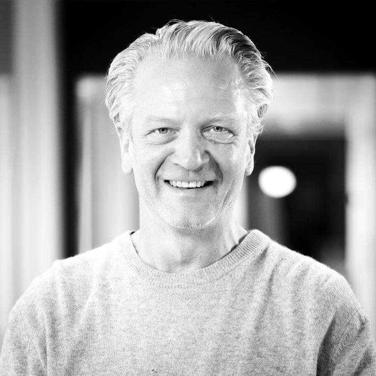 Portræt Michael Thorup